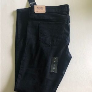 Black jean leggings (ah1)